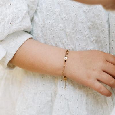 Girls ID Armband