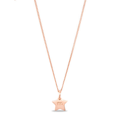 Mini Star Necklace