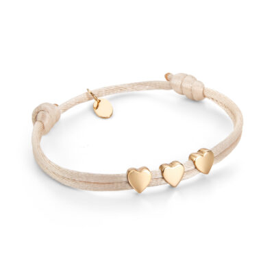 PROUD MOM Heart Bracelet