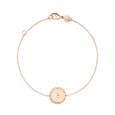 Vintage Coin Chain Bracelet
