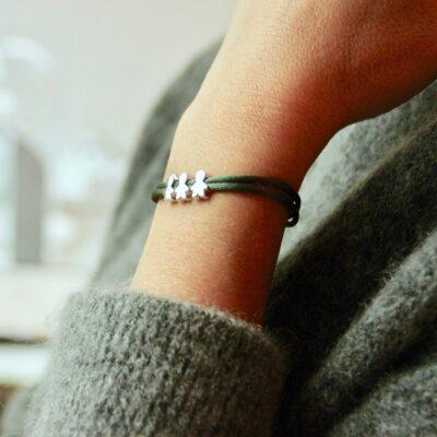 Herknopen - Proud Mom Bracelet