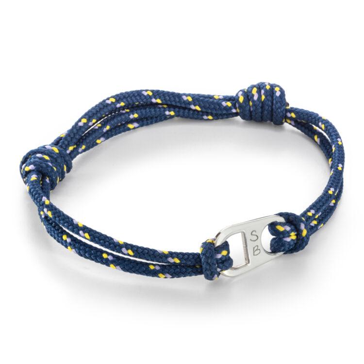 Männer Tin Tab Armband