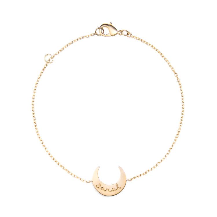 Moon Chain Armband